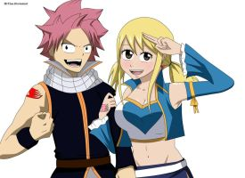 Team NaLu by MrYien