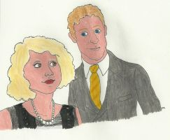The Fabulous Fitzgeralds by TheSimpsonsFanGirl
