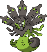 Base 8~ Zygarde by TheGreatPikminZX