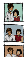 Ninjago - Siblings by dorizard