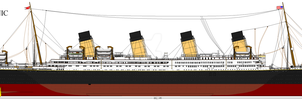 RMS Britannic by Crystal-Eclair