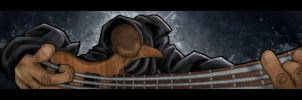 Consume Thy Craft -The Bassist by gremz