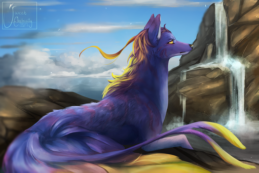 .: AkhirasDreams YCH :. (YCH 2) by SweetElectricity