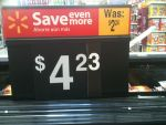 SAVE EVEN MORE! (Wal-Mart Fail) by Annaley