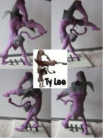 Ty Lee Figure 2 by VikingVal