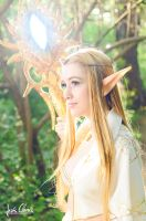 Light Elf Lineage II by Hekady