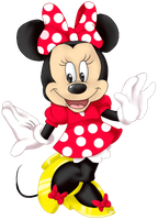 [Request]: Minnie Mouse by woostersauce