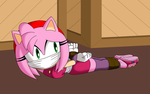Amy Rose Abducted by imightbemick