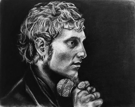 Layne Staley by mslaurnq