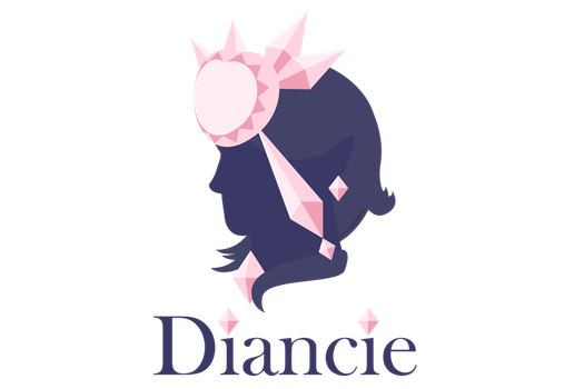 Pokemon as Brand Names: Diancie Jewelers by Beccaphant