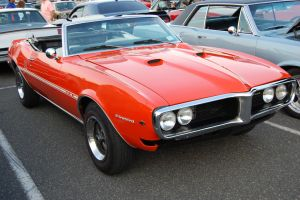1968 PONTIAC Firebird 350 H.O. Convertible (II) by HardRocker78