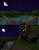 Into the Wild Comic - Page 1 by Owlstar