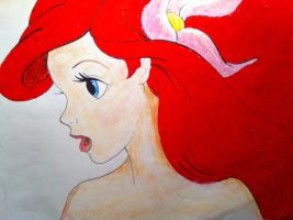 Ariel- under the sea by soapypotterhead