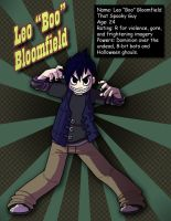 Evil Ex 8: Leo Bloomfield by danidipps