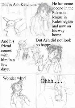 Ash and Misty missing love. page 1 by ann-josefa