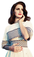 Lana Del Ray Png by LightsOfLove