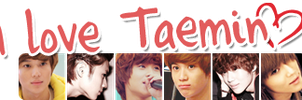 I love Taemin by KyuBel