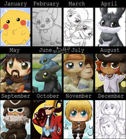 2014 by Isi-Daddy