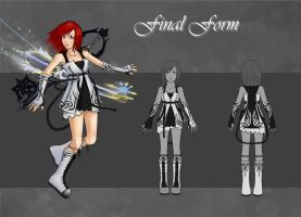 Kairi Final Form by Ethanael