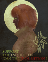Join the INQUISITION : Dragon Age Inquisition by 0Vesp0
