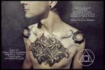 Bali chest tattoo take 2 by Meatshop-Tattoo