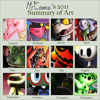 2011 art meme by TheGrumpyTurtle