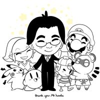 IWATA TRIBUTE by SiegeEvans
