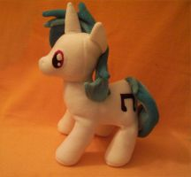 DJ Pon3 Plush by Miiroku
