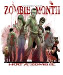 May is Zombie Month by StudioSmugbug