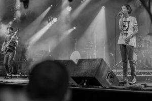 Polica at Way Out West 2014 by tsort