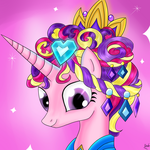 Pretty Cadence by Dragonfoorm