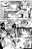 Dragoon page by spicemaster
