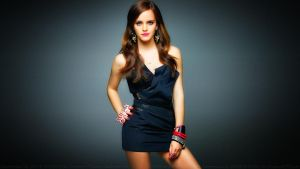Emma Watson Bad Girl by Dave-Daring