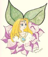 Princess Emeraude by SailorSun18