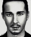 Shia LaBeouf by Doctor-Pencil