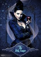 The Evil Queen by silviya