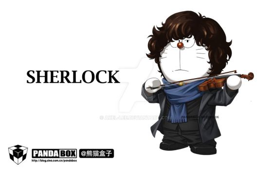 108Sherlock by AXEL-LEE