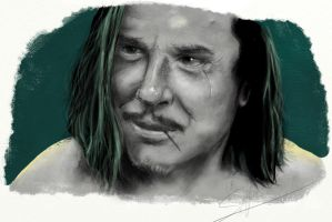 Ivan Vanko by Teffy