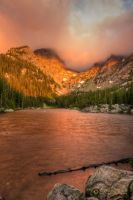 Dream Lake Sunrise 6059 by pesterle