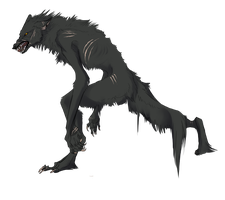 Werwolf by Darkside-Cookie