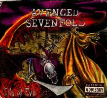 City Of Evil by hamsterSKULL