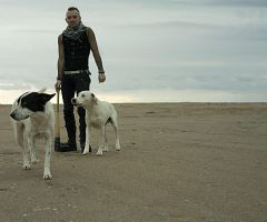 mad max with friends by SylvieRider
