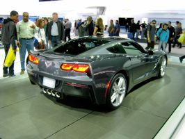 2014 C7 Corvette Stingray 3 by N52B30AE