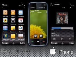 iPhone 5th by dsma