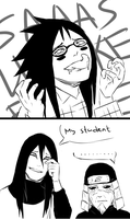 Like teacher, like student by k1deki