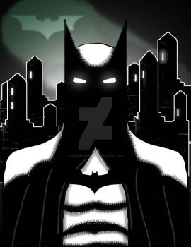 The Dark Knight 2 by wkillingsworth