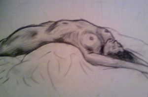 July 6, 2011 Charcoal 2 by hEyJude4