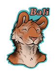 Bali Badge by MaboroshiTira