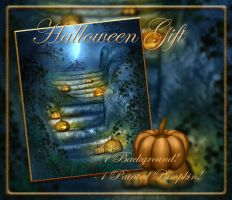 Halloween Gift New by moonchild-ljilja