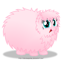 Fluffle Puff redux by AleximusPrime